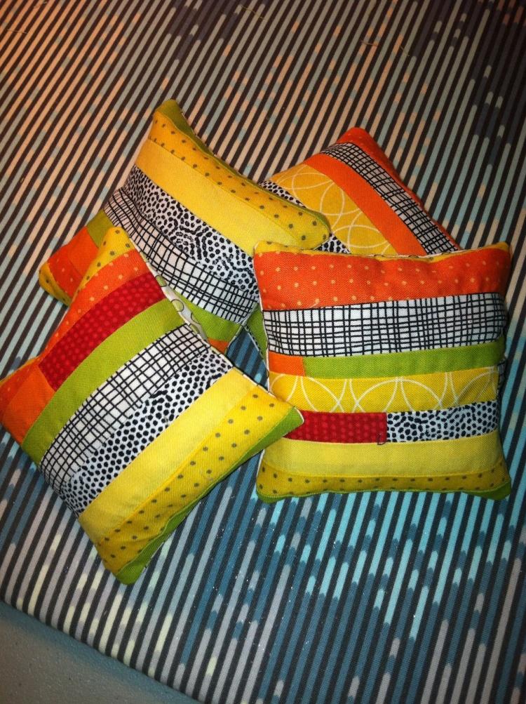 Voila! Little Pin Cushions!